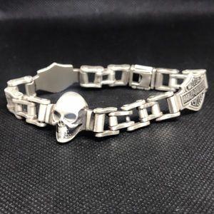 Harley Davi son Motors Cycles bracelet